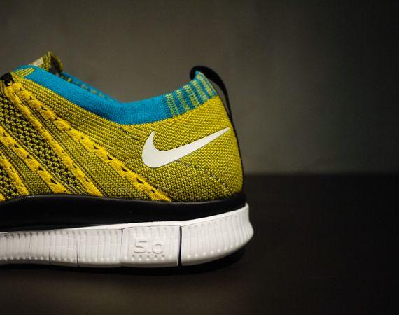 Nike Htm Free Flyknit 4