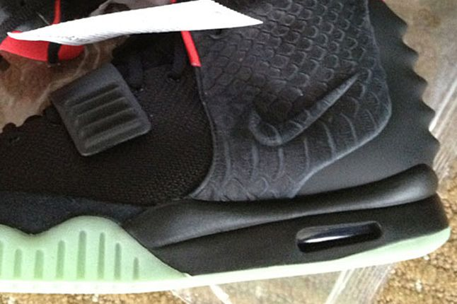 Nike Air Yeezy 2 Up Close Look 08 1
