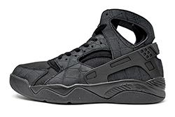 Nike Air Huarache Flight Croc Black Thumb