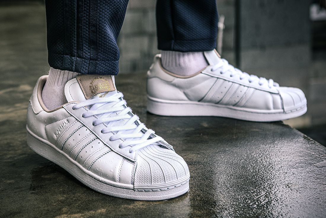 Adidas Superstar Home Of Classics Above Angle
