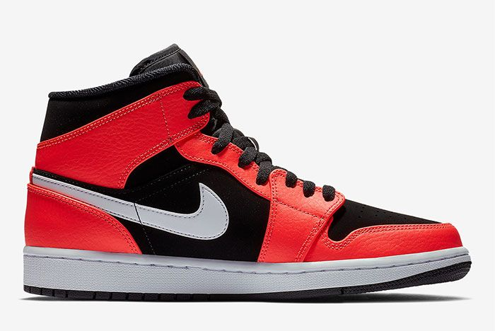 Air Jordan 1 Infared Release Date 3