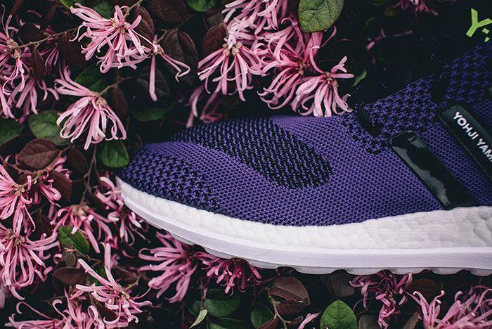 Adidas Y 3 Pure Boost Zg Knit Purplegreen3