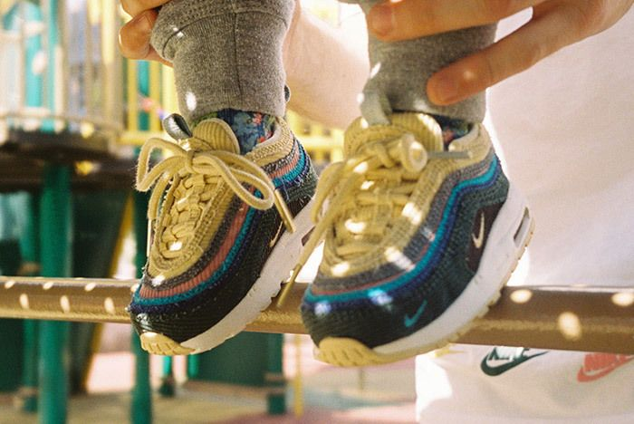Nike Air Max 197 Sw Td Sean Wotherspoon Toddler 7