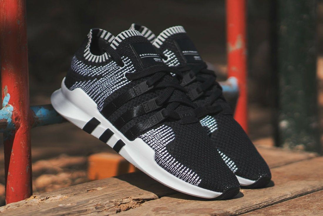 Adidas Eqt Support Adv Core Black 3