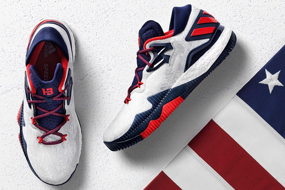 Material Matters 2016 Rio Olympic Sneaker Recap Adidas Crazylight Boost 2016