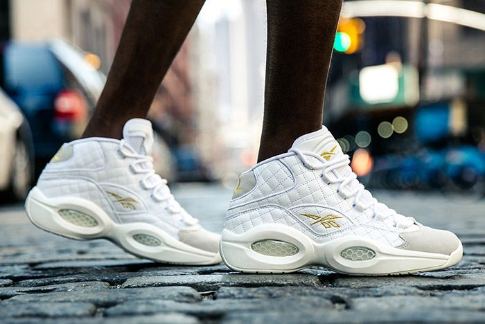 Reebok Question Mid White Party 4