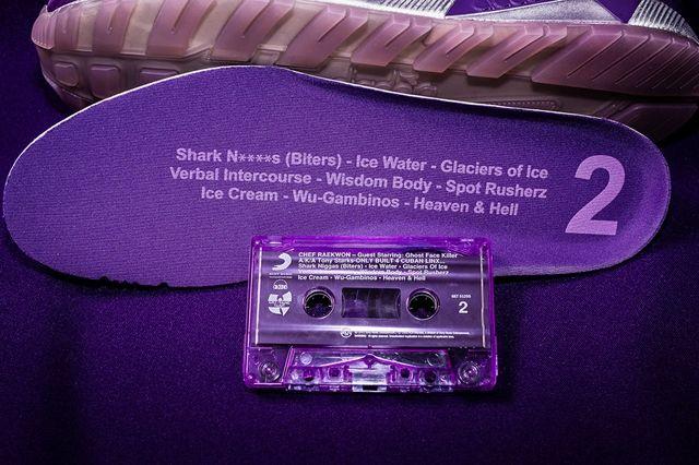 Raekwon X Diadora X Packer Purple Tape 8