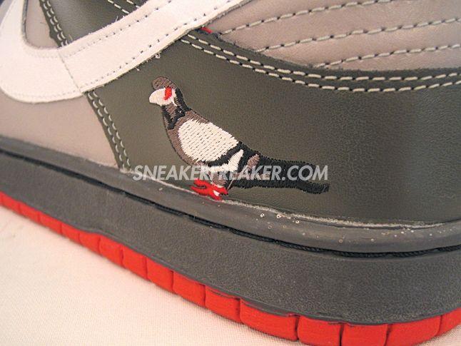Pigeon Dunk Intervew Snkr Frkr Vault 5