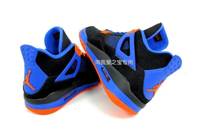 Air Jordan 4 Knicks 04 1