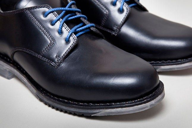 Feit Oxford Black Detail 11