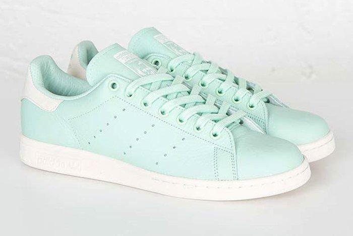 Adidas Stan Smith Frozen Green 1