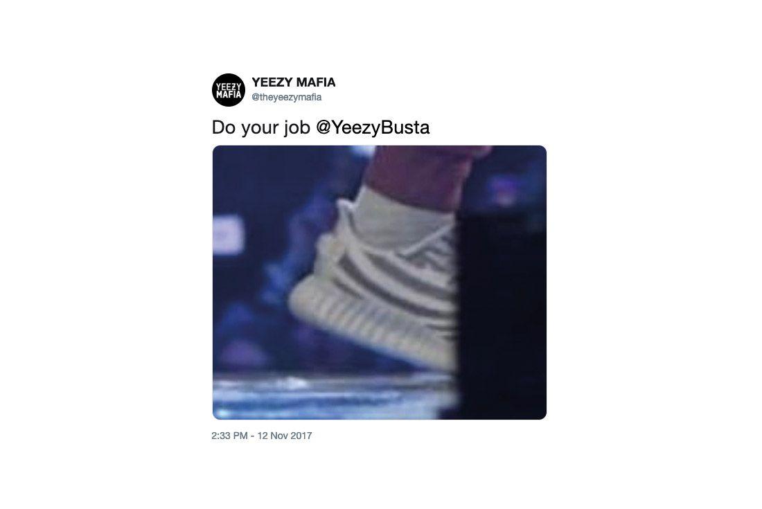Yeezy Mafia Interview Stormzy Tweet Heel
