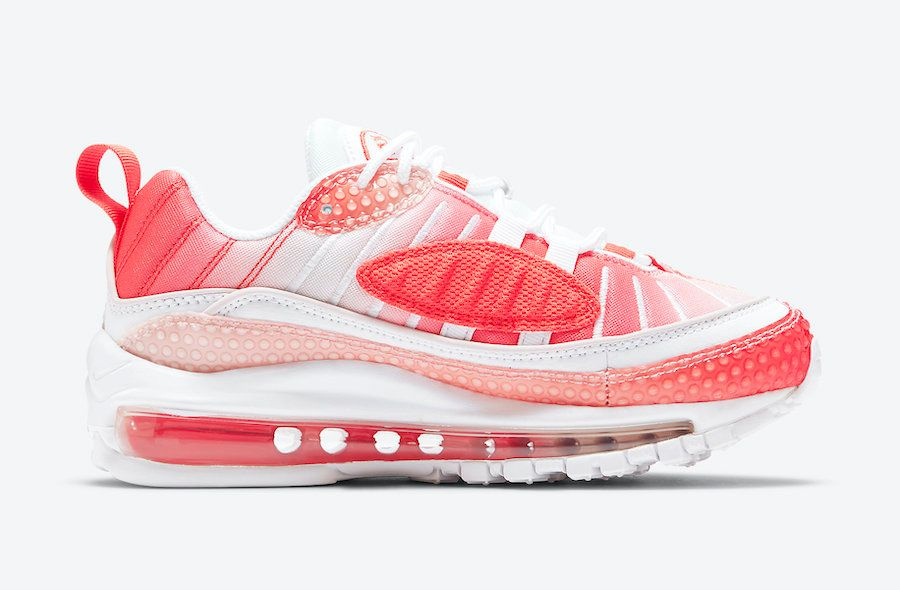 Nike Air Max 98 Bubble Pack Right