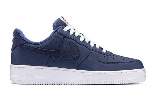 Nike Air Force 1 Obsidian Blue Legend