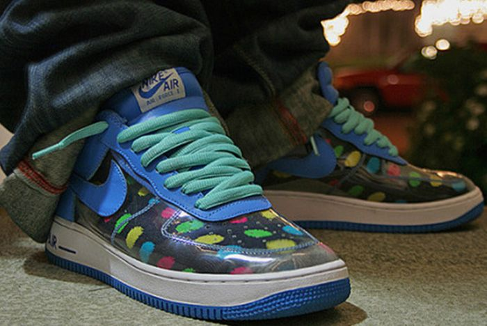 Air Force 1 Invisble Woman 5