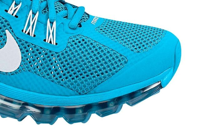 Nike Air Max 2013 Neo Turquoise Toe Detail 1