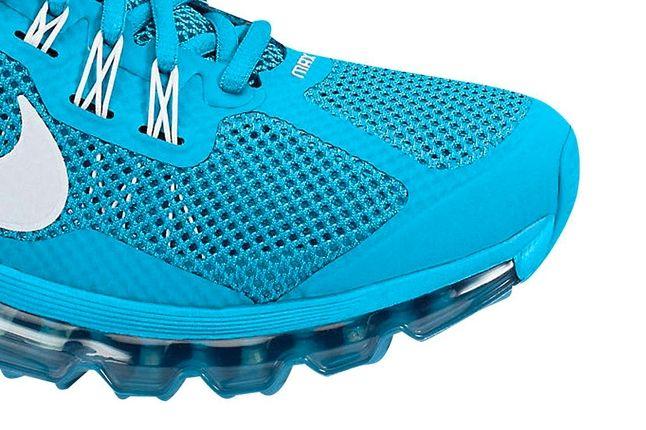 Nike Air Max 2013 Neo Turquoise Toe Detail 1
