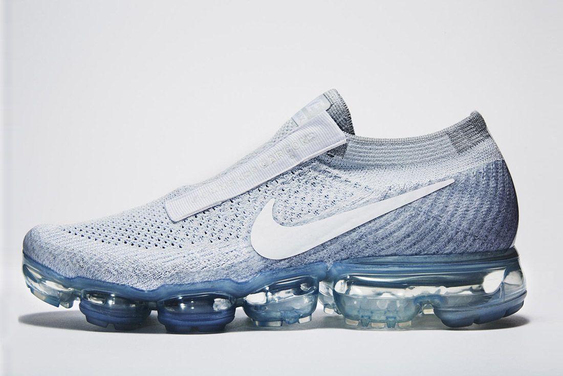 Comme Des Garcons Nike Vapormax White 1