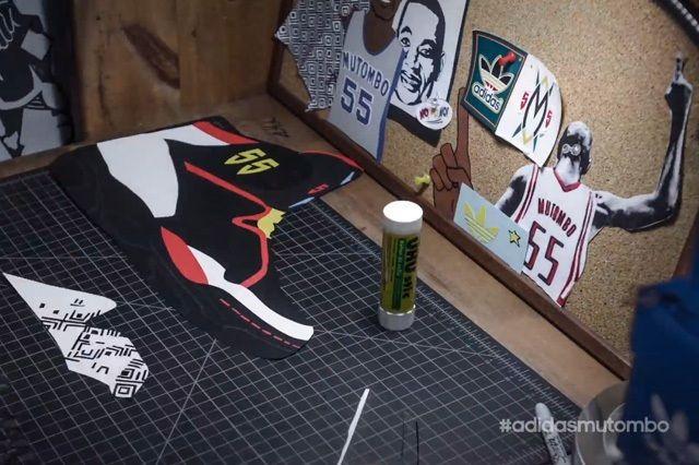 Adidas Originals House Of Mutombo Teaser 1