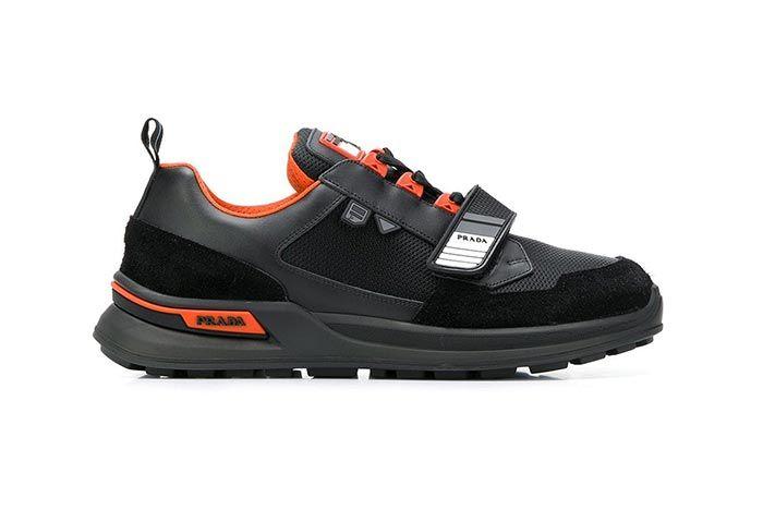 Prada Chunky Sneaker Ss18 2