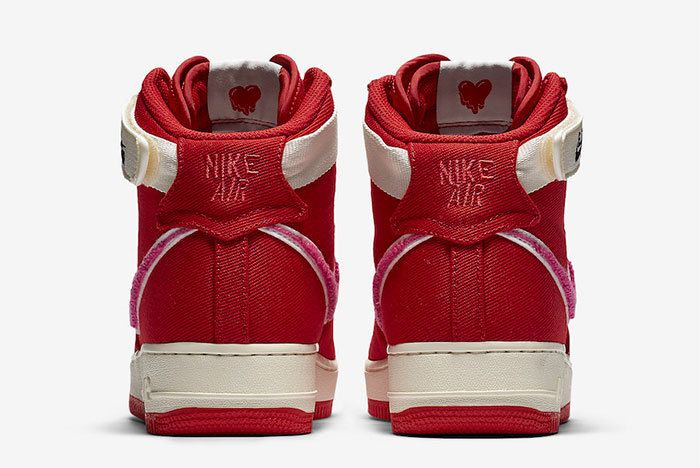 Emotionally Unavailable Nike Air Force 1 High Av5840 600 Release Date 4