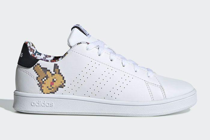 Adidas Advantage Pikachu Right