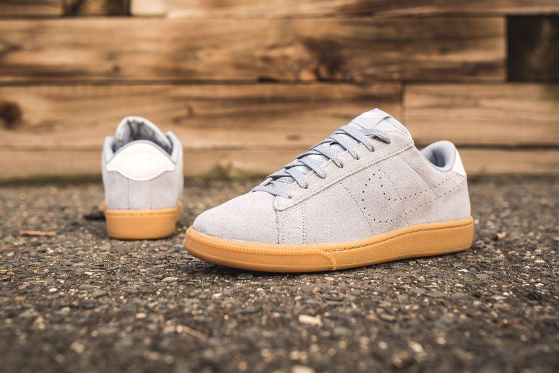 Nike Tennis Classic Ac Grey Gum 1