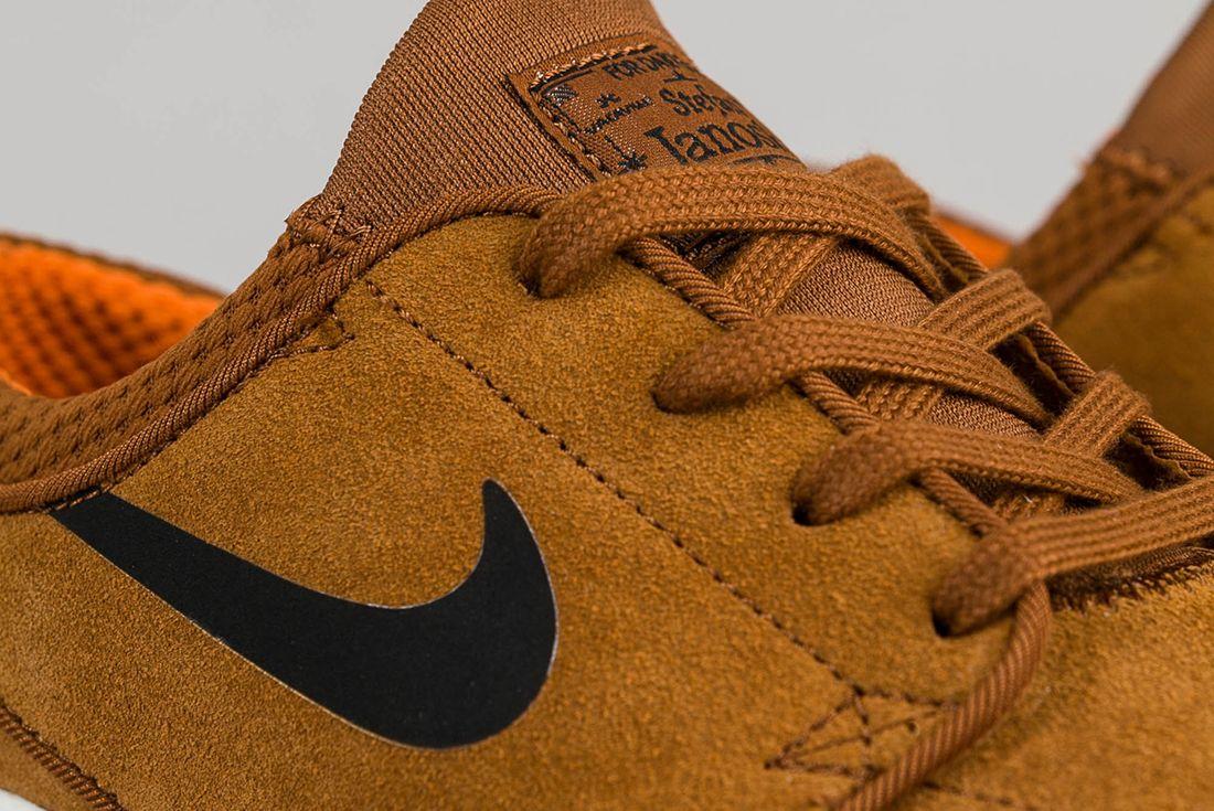 Nike Sb Janoski Max Hazelnut 1