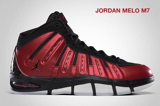 Jordan Melo M7 Red 1