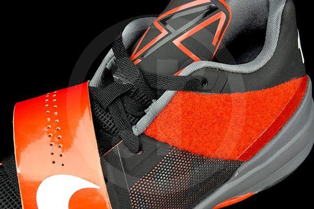 Nike Kd 4 Black Team Orange 09 1