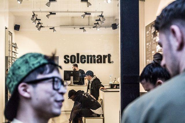 Solemart Store Opening Interview Hikmet 1