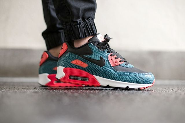 Nike Air Max 90 Dusty Cactus Snake 3