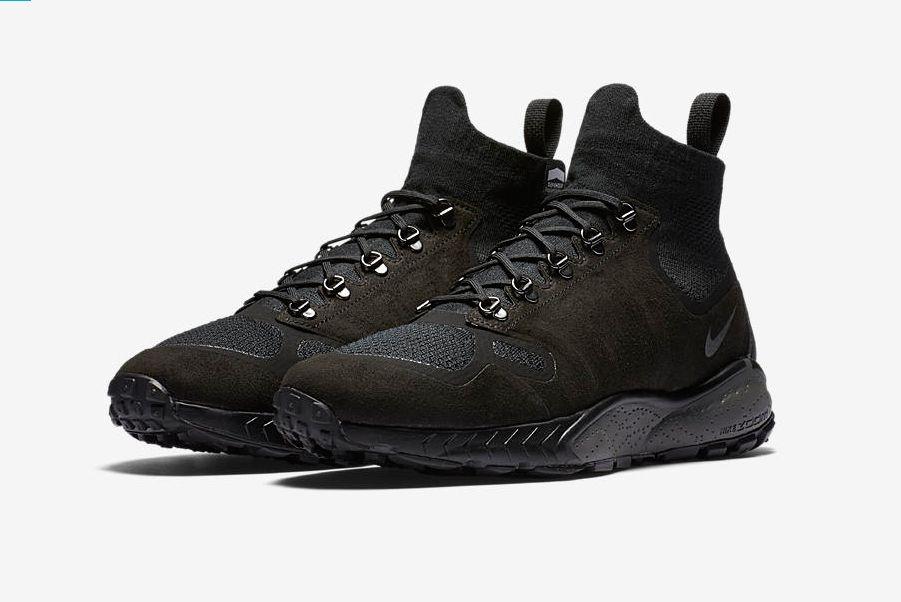 Nike Talaria Flyknit Black 6