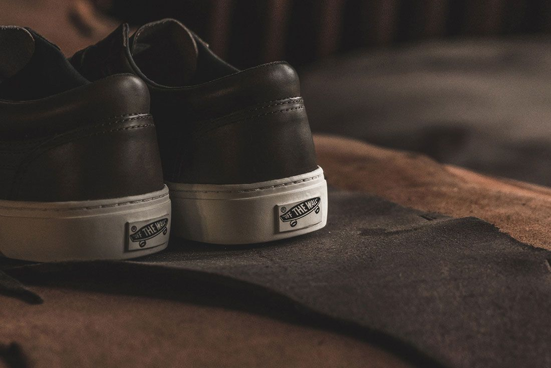 Horween Leather X Vans Vault Collection 11