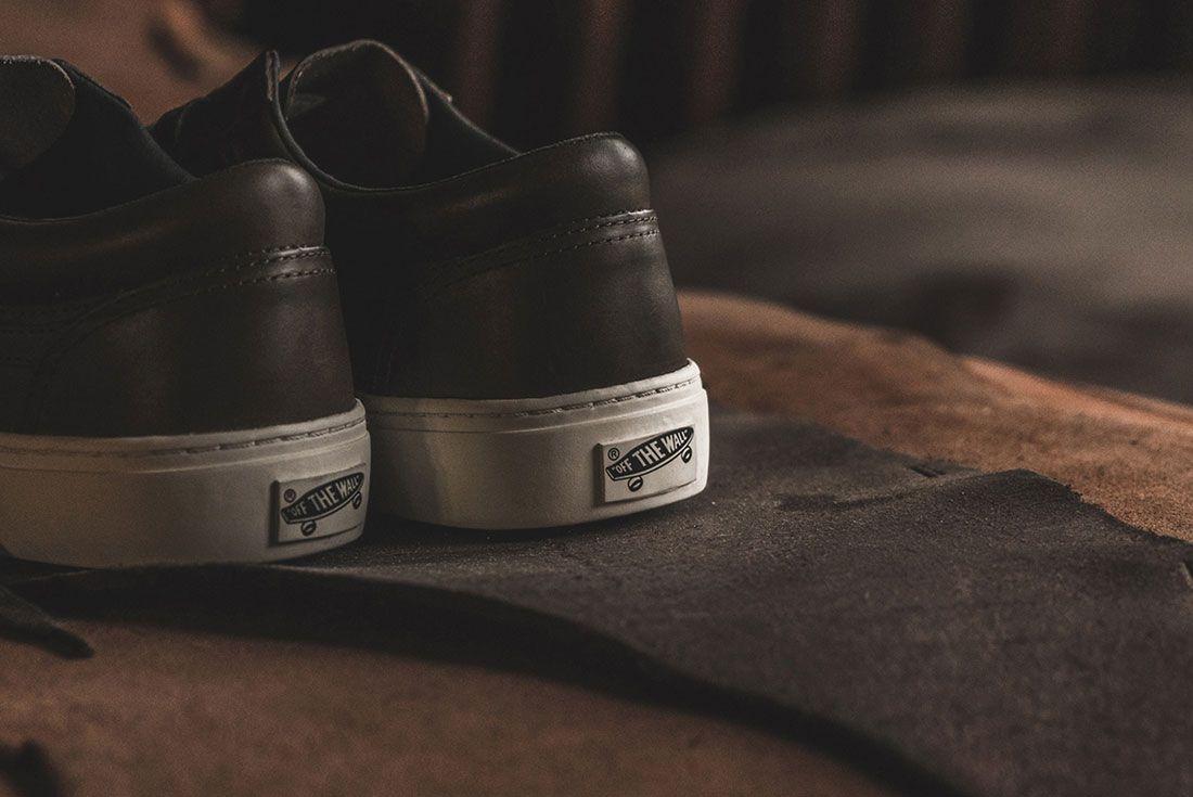Horween Leather X Vans Vault Collection 11