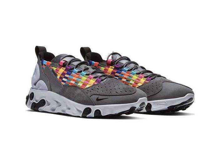 Nike React Sertu Iron Grey 2