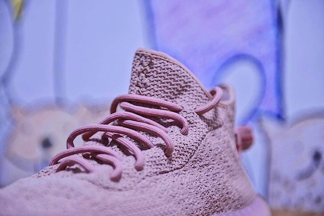 Adidas Yeezy Boost 650 V1 Pink 4