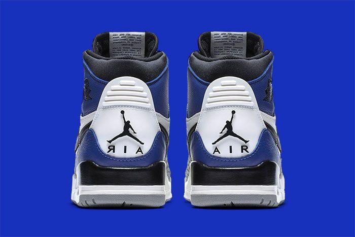Don C Jordan Legacy 312 Storm Blue Release Date 4