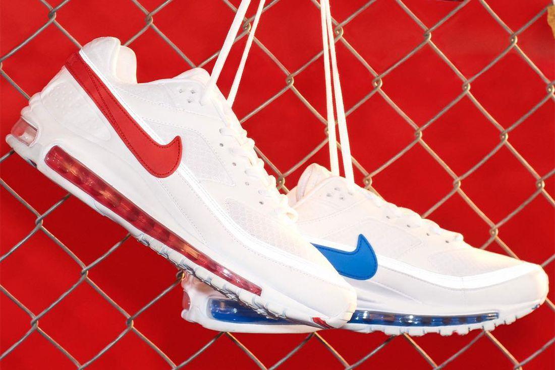 Skepta X Nike Air Max 97 Bw 2