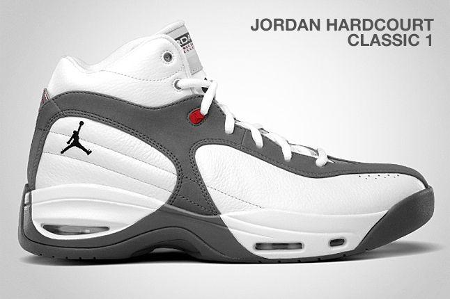 Jordan Hardcourt Classic 1 White 1