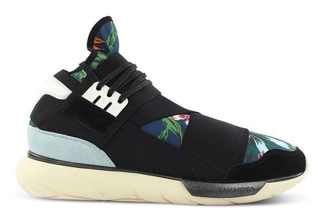 Adidas Y 3 Qasa High Plumeria 1