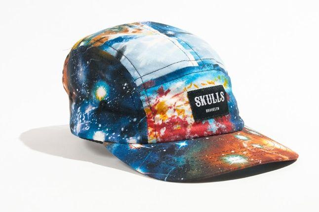 Skulls Spring 5Panel Galaxy 1