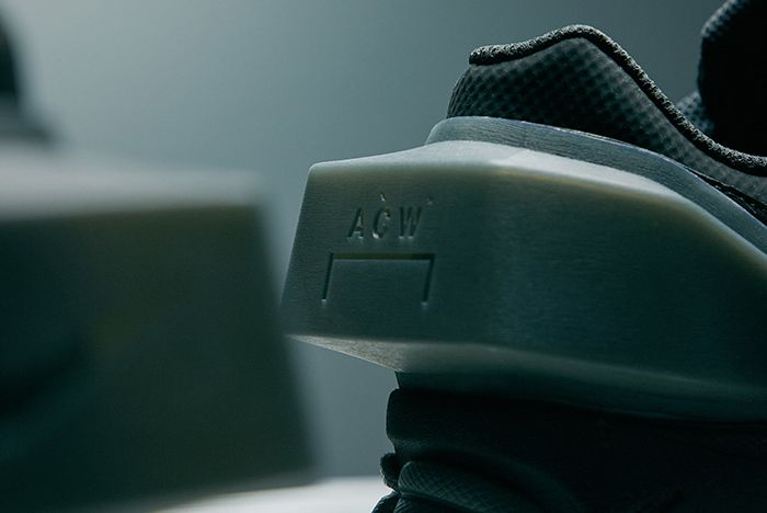 A Cold Wall Nike Zoom Vomero 5 Sail Black 10