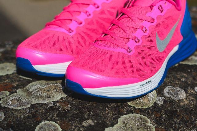 Nike Lunarglide 6 Gs Hyper Pink 2