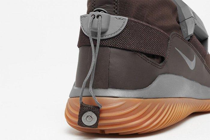 Nike Kmtr Premium Velvet Brown 3
