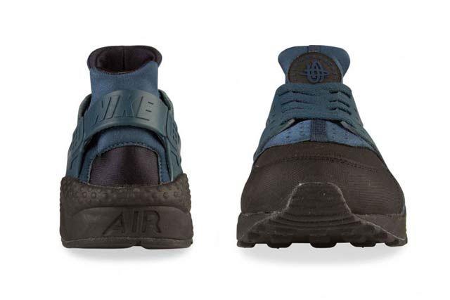 Nike Air Huarache Prem Blksquadron Blue5
