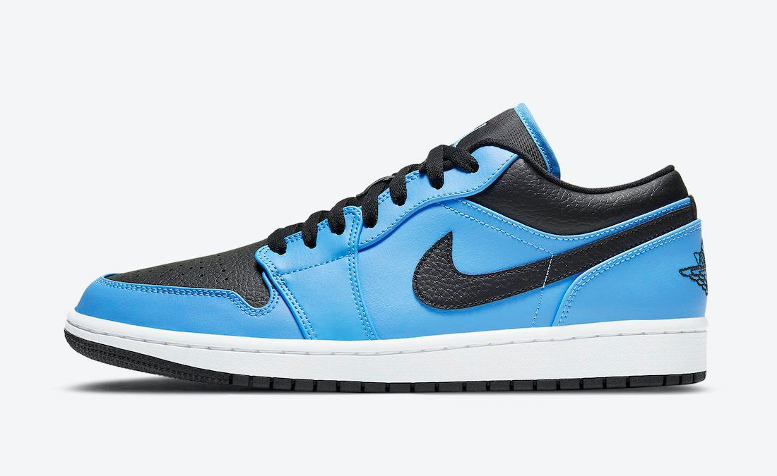 Air Jordan 1 Low 'University Blue'