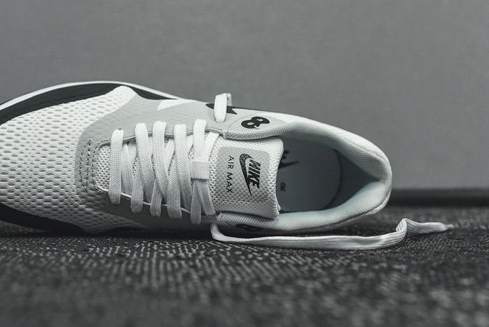 Nike Air Max 1 Ultra Essential White Grey Anthracite