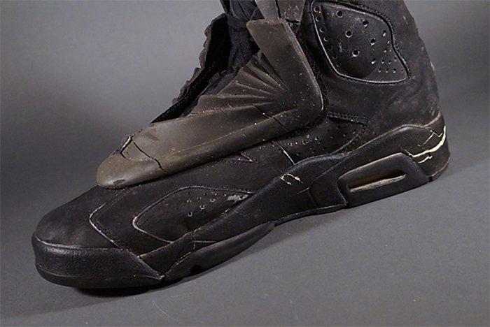 Batman Air Jordan 6 4