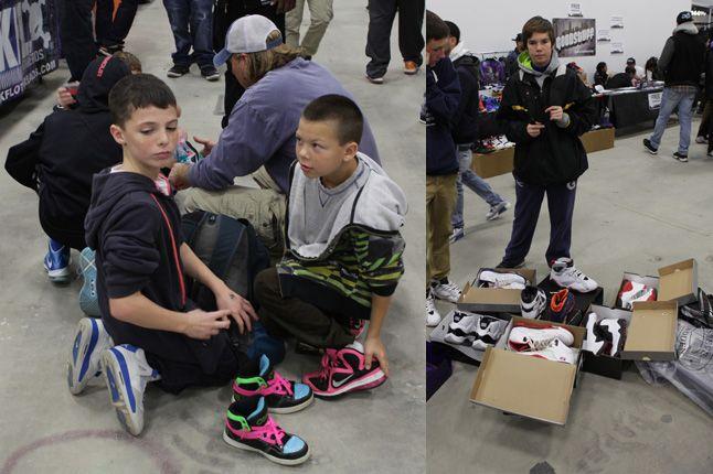 Sneaker Con New York 2012 Young Guns 1